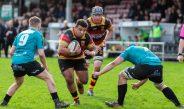 Match Report – Neath RFC 15-38 Carmarthen Quins RFC