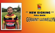 Welcome to the Mighty Quins Geraint!