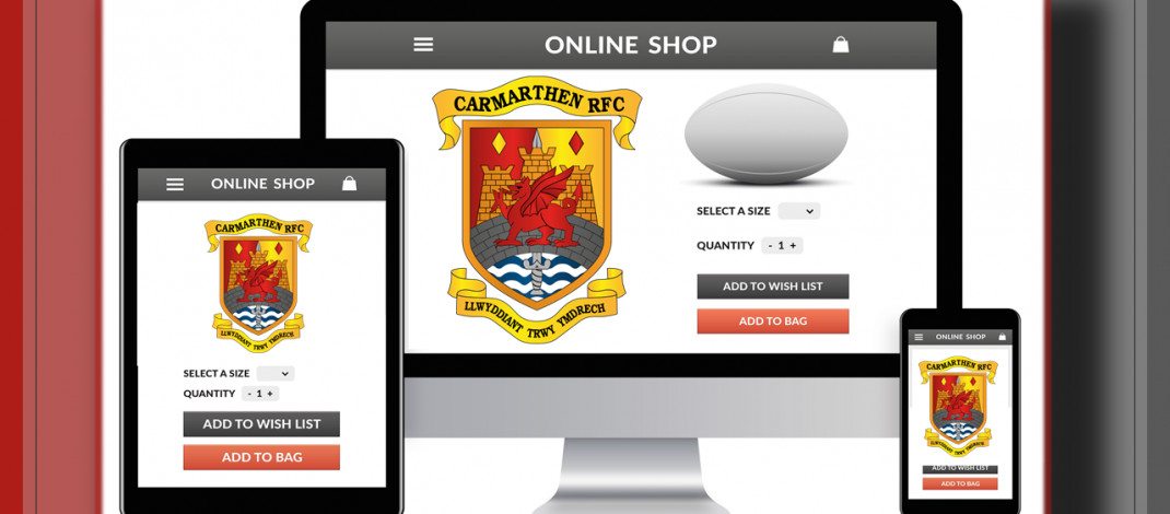 Check out our new online shop…