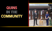 Quins in the community #workingtogether